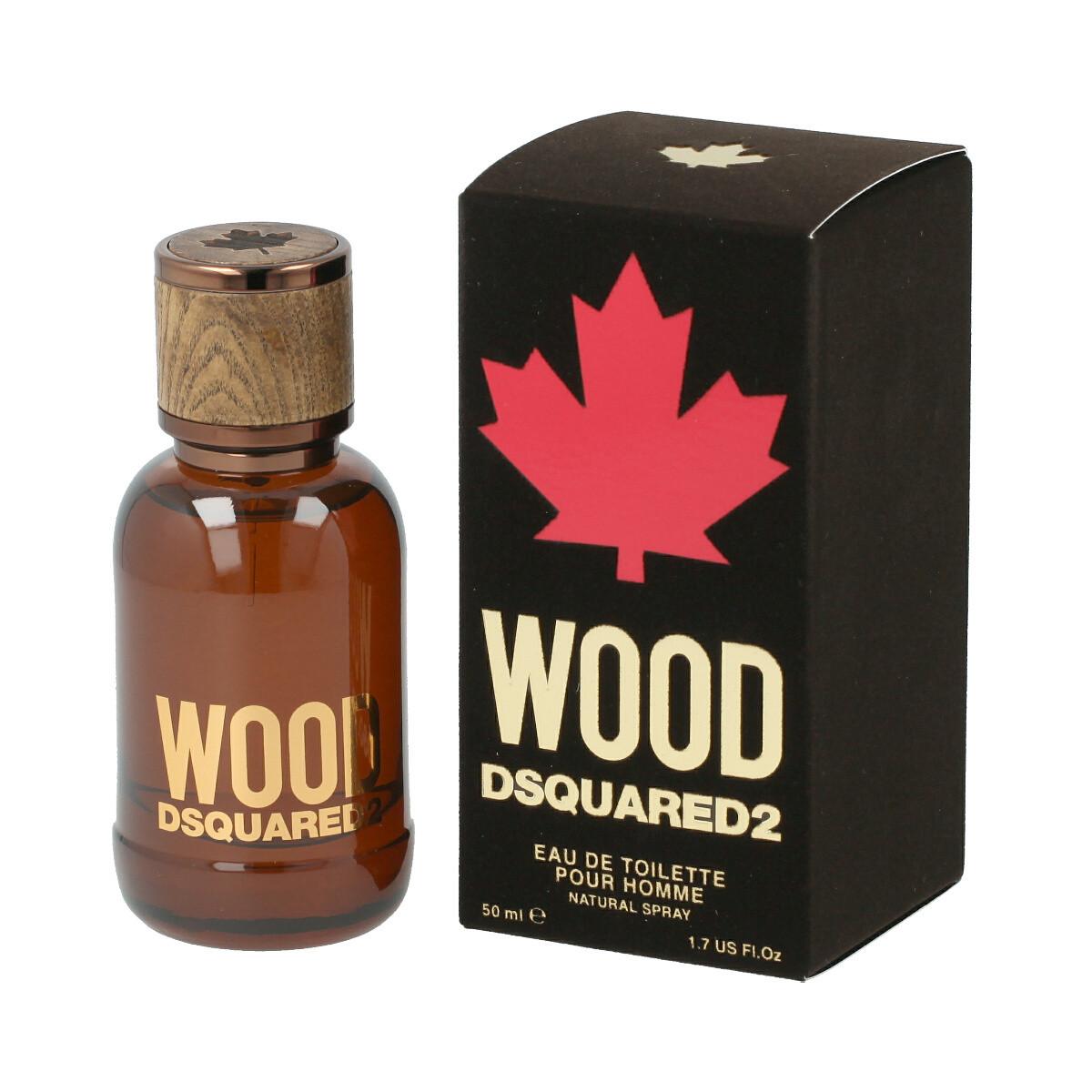 Dsquared2 Wood for Him Eau de Toilette (uomo) 50 ml