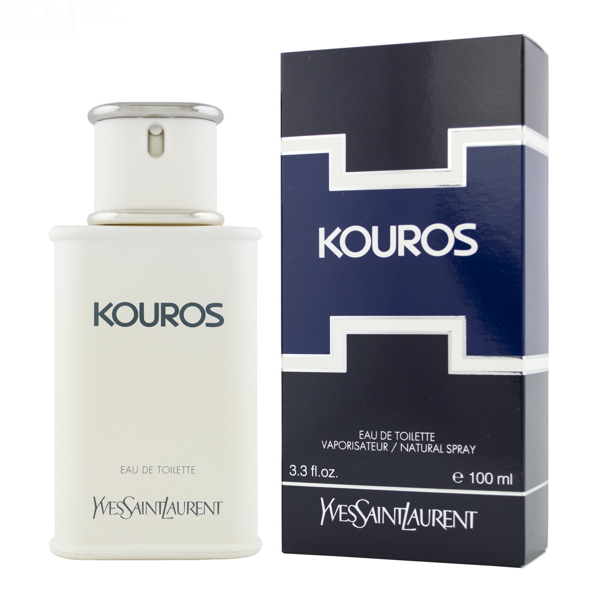 Yves Saint Laurent Kouros Eau de Toilette (uomo) 100 ml