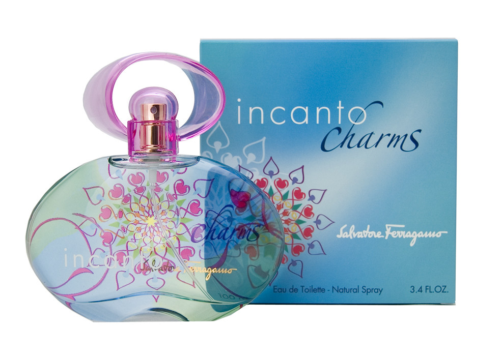 Salvatore Ferragamo Incanto Charms Eau de Toilette (donna) 100 ml