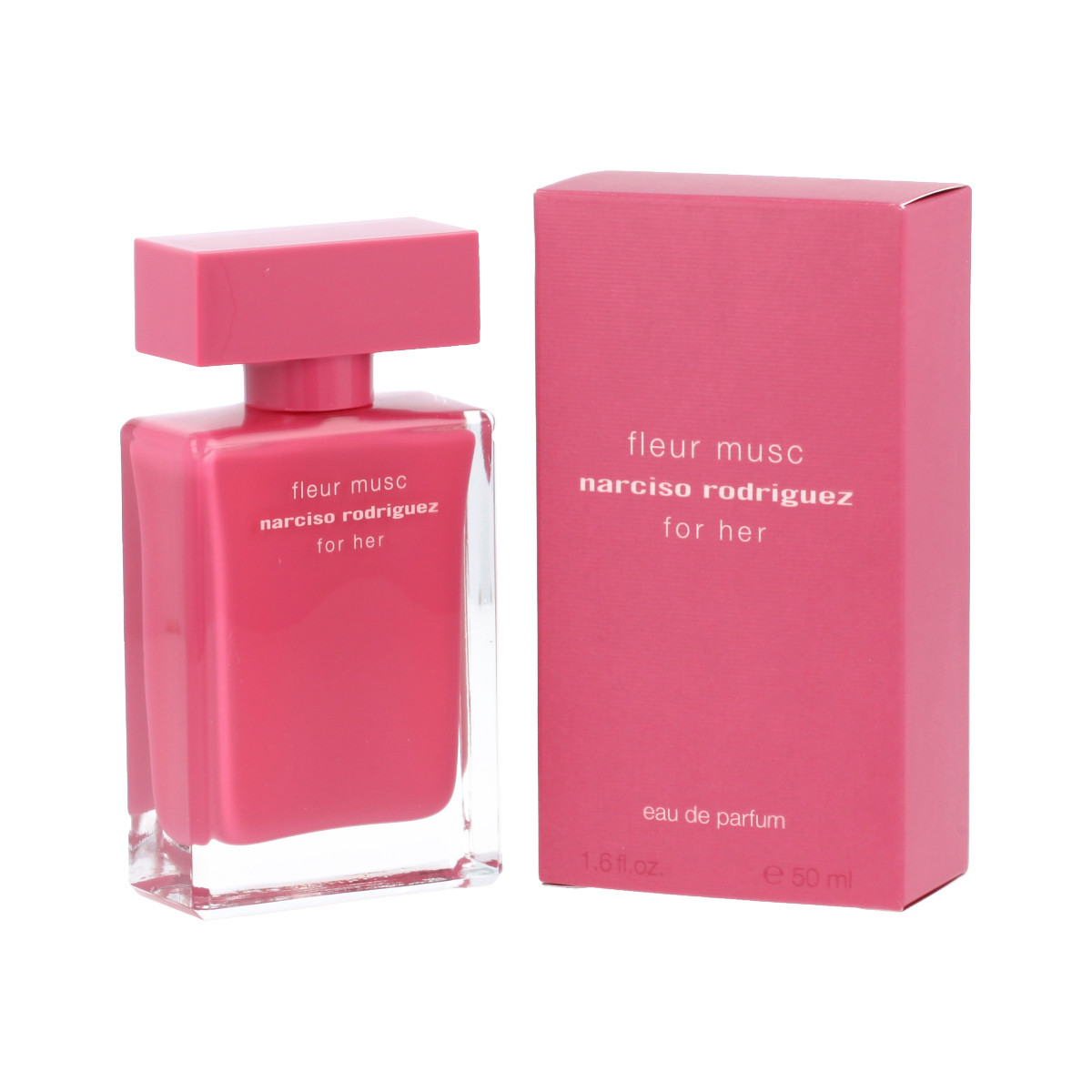Narciso Rodriguez Fleur Musc for Her Eau de Parfum (donna) 50 ml