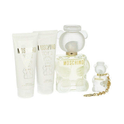 Moschino Toy 2 EDP 100 ml + gel doccia 100 ml + Latte corpo