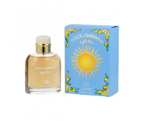 Dolce & Gabbana Light Blue Sun Pour Homme Eau de Toilette (uomo) 125 ml