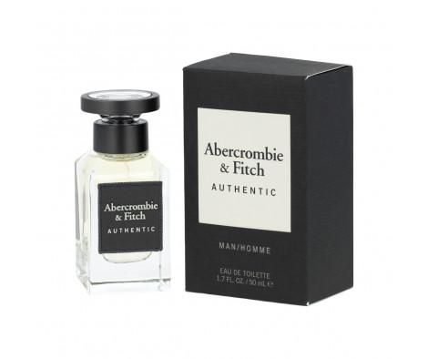 Abercrombie & Fitch Authentic Man Eau de Toilette (uomo) 50 ml