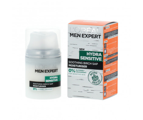 L'Oréal Paris Men Expert Hydra Sensitive Protecting Moisturiser 50 ml