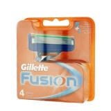 Gillette Fusion ricambio lamette per rasoio 4 pz